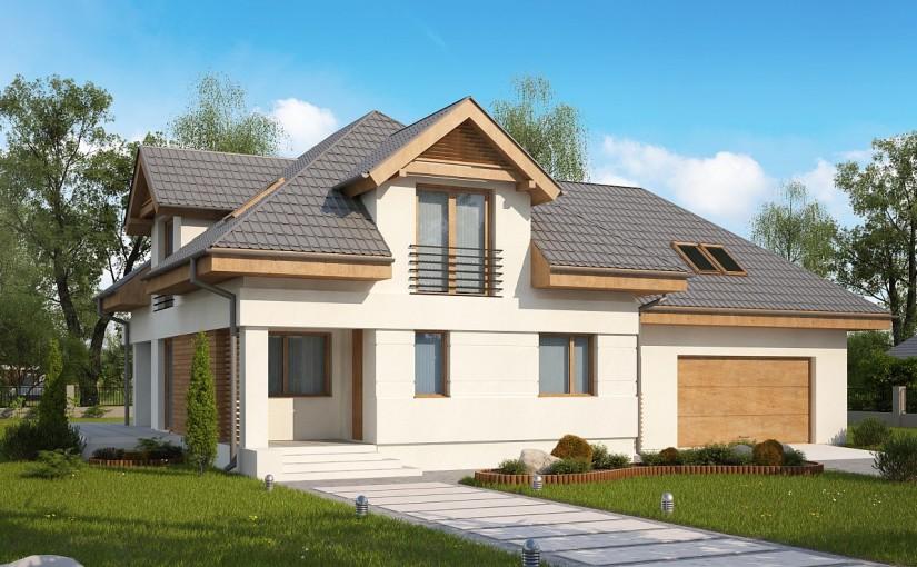 Проект дома Z284 GP2