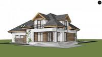Проект дома Z284 GP2 Фото 1