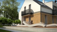 Проект дома Z322 Фото 3