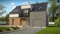 Проект дома Z322