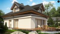 Проект дома Z325