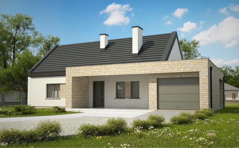 Проект дома Z53 A