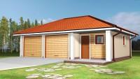 Проект дома zg1