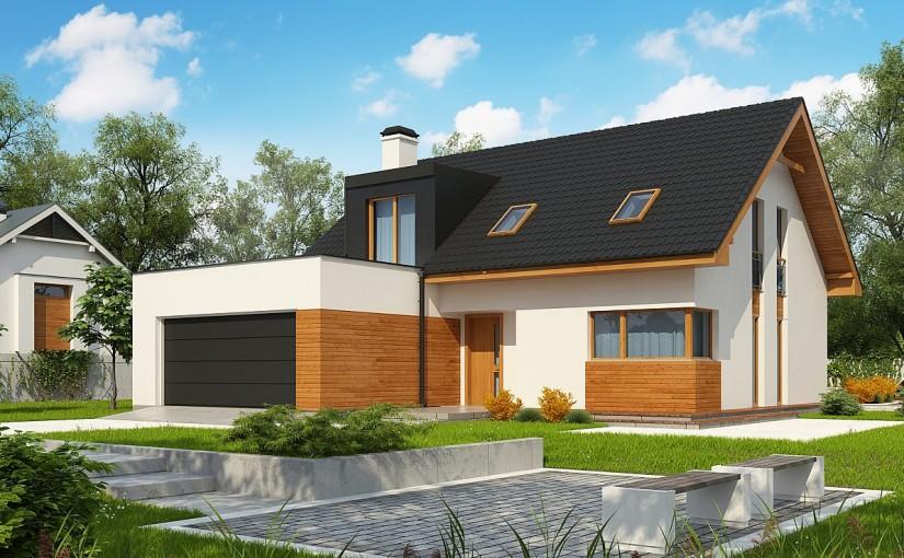 Проект дома Z320