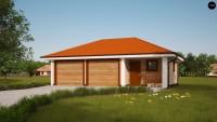 Проект дома zg1 Фото 1
