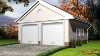 Проект красивого гаража Zg11