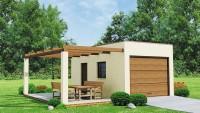 Проект дома Zg13