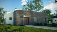 Проект дома Zx111 Фото 7