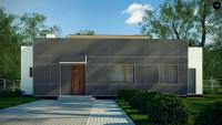 Проект дома Zx111 Фото 1
