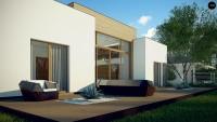 Проект дома Zx111 Фото 3
