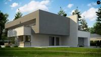 Проект дома Zx127 Фото 7