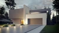 Проект дома Zx127 Фото 3