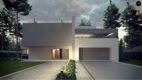 Проект дома Zx127 Фото 2