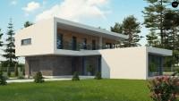 Проект дома Zx70 Фото 8