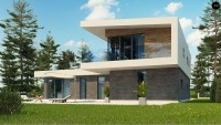 Проект дома Zx70 Фото 9