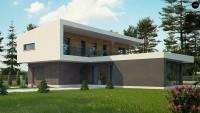 Проект дома Zx70 Фото 3