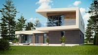 Проект дома Zx70 Фото 4
