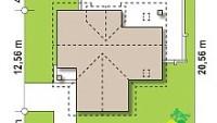 Минимальные размеры участка для проекта Z365