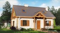 Проект дома Z14w