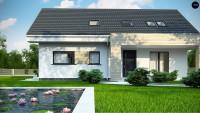 Проект дома Z160A Фото 1