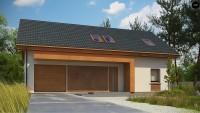 Проект дома Z232 A