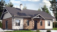 Проект дома Z241 S