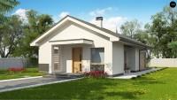 Проект дома Z329