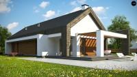 Проект дома Z330 Фото 2