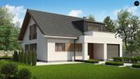 Проект дома Z331