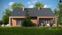 Проект дома Z351 Фото 7