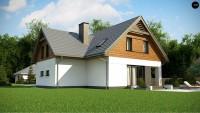 Проект дома Z365 Фото 2