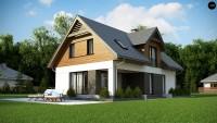 Проект дома Z365
