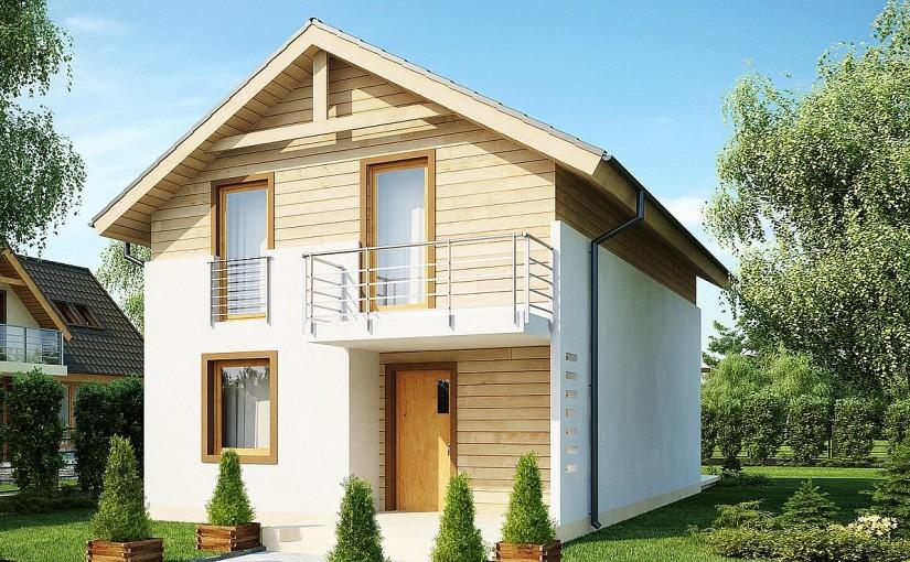 Проект дома Z38V1