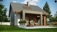 Проект дома Z62 A minus