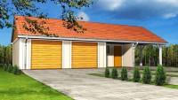 Проект гаража Zg4