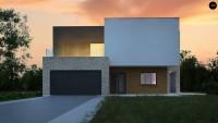 Проект дома Zr17 Фото 1