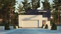 Проект дома Zx134 Фото 1