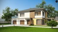 Проект дома Zx2 gl2