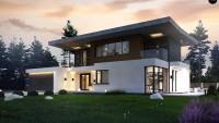 Проект дома Zx22 Фото 1