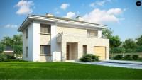 Проект дома Zx4 A