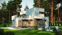 Проект дома Zx46 —