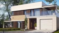 Проект дома Zx63 s