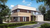 Проект дома Zx63 s Фото 1