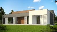 Проект дома Zx65 +