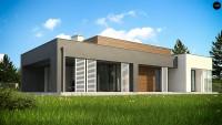 Проект дома Zx65 + Фото 3