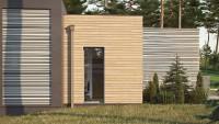Проект дома Zx65 + Фото 4