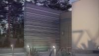 Проект дома Zx65 + Фото 5