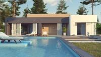 Проект дома Zx65 + Фото 7