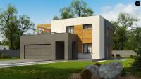 Проект дома Zx73