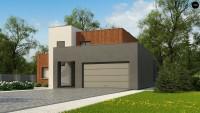 Проект дома Zx74